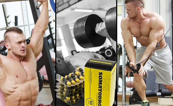 aumentare massa muscolare integratori