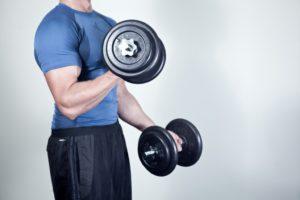 Sviluppo muscolare naturale
